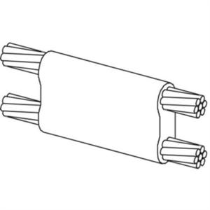 Harger Lightning & Grounding PT4/04/0B Parallel Grounding Connector