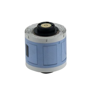 "Brady PSPT-375-1-WT Wire Marker Sleeves, 1.015"" x 0.645"""