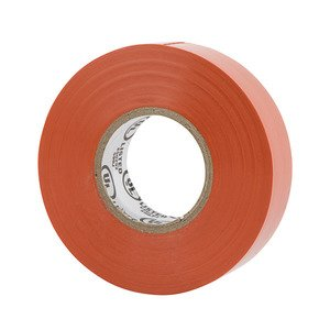 NSI Tork WW-732-3 WarriorWrap 7mil Premium Vinyl Electrical Tape Orange