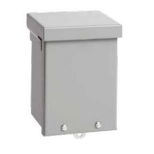 "Wire Guard Systems 363612NKRTE Enclosure, NEMA 3R, 36 x 36 x 12"", Steel"