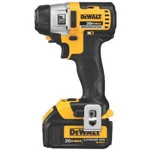 DEWALT DCF895L2 Dit Dcf895l2 20v Max 3-speed Brushl