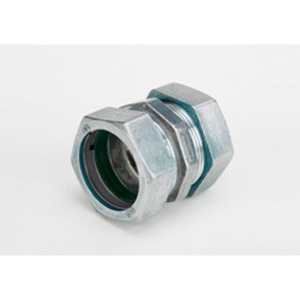 """Bridgeport Fittings 262-RT 1"""" RAIN TIGHT COMPRESSION COUP"""