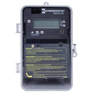 Intermatic ET2105CP Electronic Time Control, 24-Hour/365 Day
