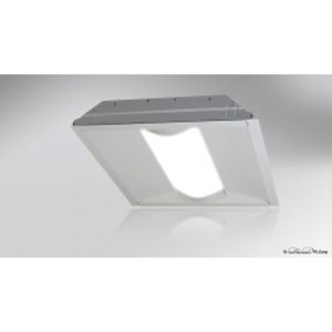 SYLVANIA 2X2 Retrofit Kit 3500K LED Troffer and Retrofit Kit, 2' x 2', 37W, 120-277V, 3500K *** Discontinued ***