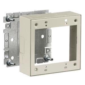 Hubbell-Wiring Kellems HBL24482IV RACEWAY, 2-G BOX, HBL2400