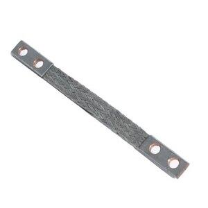 """Burndy BD12N Ground Braid, Copper, Flexible, 12"""" Length"""