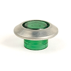 Allen-Bradley 800MR-N159A Push Button, Cap Only, Amber, Push/Pull, 22.5mm, Illuminated