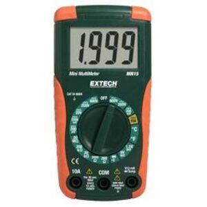 Extech MN15A Multimeter, Miniature, Digital