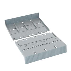 Thomas & Betts KT4LTC-4 Breaker Molded Case, Terminal Covers, T4 Frame, Low Profile, 4P