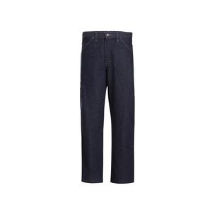 """Workrite Uniform 498AC-14-DN-33X30 Dickies Carpenter Jean, 33"""" Waist x 30"""" Inseam, Denim"""
