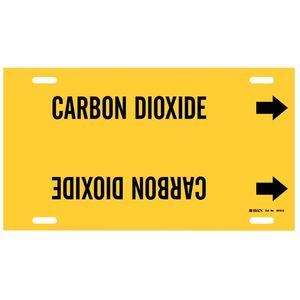 4019-G B915 STY G BLK/YEL CARBON DIOXIDE