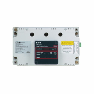 Eaton SPD120480Y2K Surge Protective Device, 480 Wye, 4W+G, 120kA, 3PH, Surface Mount