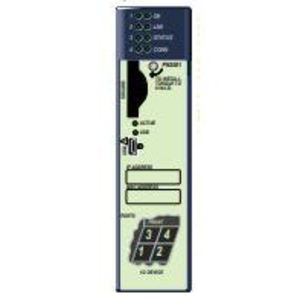 Emerson IC695PNS001 Scanner Module, PROFINET, Connects Remote I/O Rack to Controller