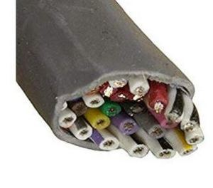 Omni Cable AL5060/20C 20/20 Unshielded, Gray, 300V, PVC Jacket