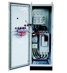 Allen-Bradley 153S-D52JBD-D80-3B-BP-HC6 Controller, 800A Breaker, 520A, 480VAC, 3PH, 120VAC Control
