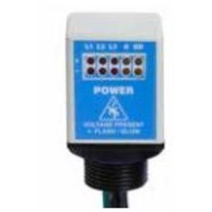 Grace Engineered Products R-3D2 Voltage Indicator, Flex Mount, Flashing Led, 3PH4W