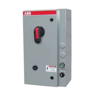 ABB N1BP-2E1CJ6 A-Line, Combination, Pump Panel, Size N3, 120V