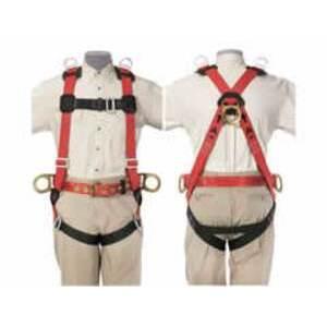 Klein 87852 Fall-arrest/positioning/retrieval Harness