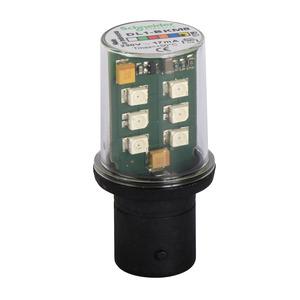 XVBL1G5 BEACON FLASHING LED ORANGE 12
