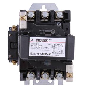 GE CR305D604 460-480V 25HP MAG