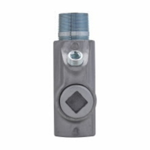 """Cooper Crouse-Hinds EYS56SA Sealing Fitting, Vertical/Horizontal, Male/Female, Size: 1-1/2"""""""