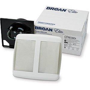 Broan QTR050F Broan Qtr050f 50 Cfm, 0.4 Sones, Fa
