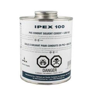 74715 S100QT PVC CEMENT 946 ML CLEA