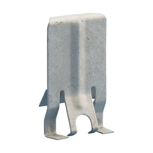 nVent Caddy 515A Lay-In/Troffer Support Clip, for Upturned or Straight Lip Fixtures