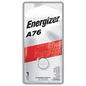 Energizer A76BPZ 1.5V Watch/Electronic Battery