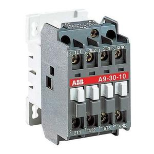 ABB A9-40-00-84 4P, Contactor, IEC, 120V AC