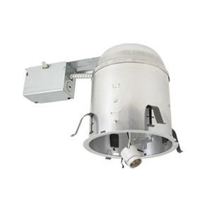 """Elite Lighting EZ6RIC-AT Universal IC Remodel Housing, Air-Shut, 6"""""""
