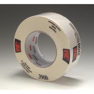 3M 3900-WHITE Duct Tape White, 48 Mm X 54.8 M