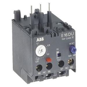 ABB E16DU2.7 ABB E16DU2.7 EOL,CL 10,20,30,0.9-2.