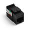 5G108-RE5 CAT5E CONN BLACK