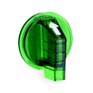 Square D 9001G8 Selector Switch, Knob, Only Green, 30mm, Standard, 9001K