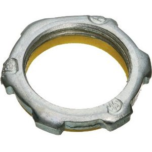 """Arlington SL250 Sealing Locknut, 2-1/2"""", Steel"""