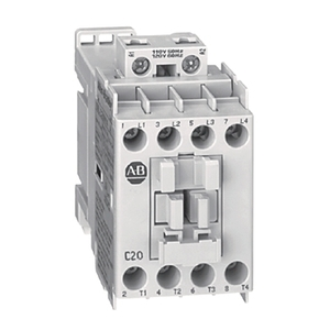 Allen-Bradley 100L-C20NA4 LIGHTING CONTACTOR