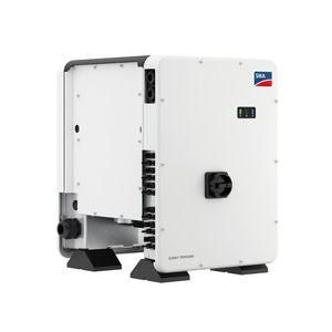 SMA 03-50-1000-2-41 PV Inverter, Integrated Communications, AC and DC Disconnect