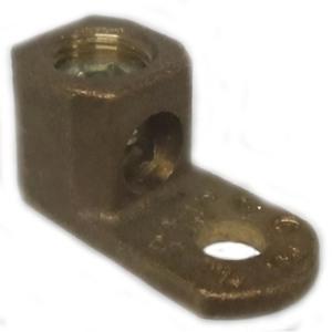 Ilsco CP-250 6 AWG-250 MCM Copper Post Connector