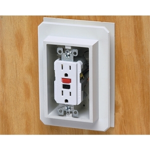 FS8091FGC WEATHERPROOF FS OUTLET BOX