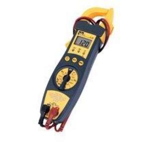 Ideal 61-704 Test Tool,Ideal,4-in-1,CAT III-1000V,UL 61010 Listed,CE,C 12966,Jaw SZ: 1.300 IN