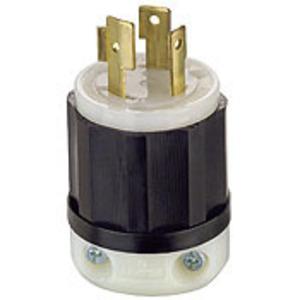 C2651 EB PLUG LOCK 2P/3W L930P 30A600VAC