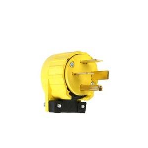 Pass & Seymour 5751-AN Angled Plug, 50A 3PH 250V, 15-50P