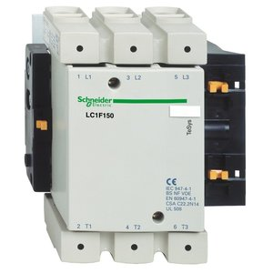 Square D LC1F150F7 CONTACTOR 600VAC 150AMP IEC +OPTIONS