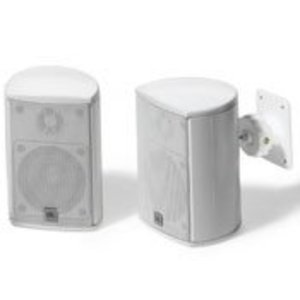 Leviton AESS5-WH Satellite Speaker for Home Cinema Speaker System