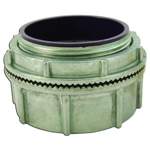 "Appleton HUB350D 3-1/2"", Insulated, Threaded Rigid Gasketed Conduit Hub *** Discontinued ***"