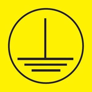 Panduit PESC-J-EC Electrical Symbol, Vinyl Cloth, 'Safety