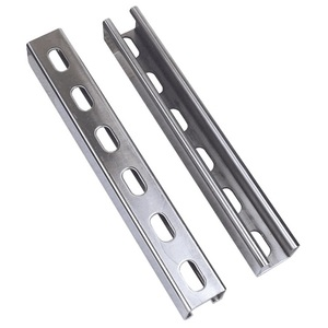 "Gibson Stainless & Specialty 5000SH-304SS 1 5/8"" SS SLOTTED"