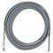 C531208035 CAT5E PIGTAIL GRAY 35FT