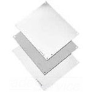 "nVent Hoffman A24P24C Panel 21"" x 21"", Fits 24.00x2"